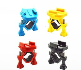 Motor Bicycles Australia - Bike Seatpost Mount Clip Bicycle Motor Quick Release Tripod Adapter for GoPro for Xiaomi Yi Accessories