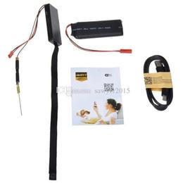Mini wireless caMera board online shopping - HD p Wifi DIY Module camera Z6S Mini module board p2p IP Camera Wireless Motion Detection Audio Video voice recorder in retail box
