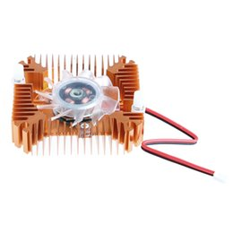 amd video UK - 12V Unique design PC GPU VGA Video Card Heatsink Replacement Cooling Fan MAR29
