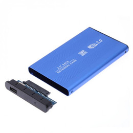 ExtErnal hard drivE box online shopping - 2 inch SATA USB HDD Hard Drive External Enclosure SSD Disk Box Case XXM8
