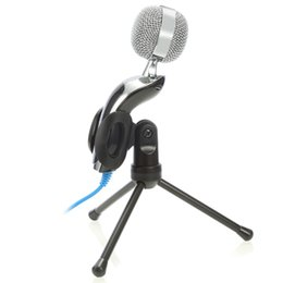 Wholesale Original YANMAI Mic Studio Audio Sound Recording usb microphone Condenser Microphone with Microphone Stand for computer KTV Hot B