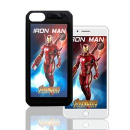 $enCountryForm.capitalKeyWord NZ - Marvel Puzzle Jigsaw game phone case For Apple iPhone 6 7 Plus 8 6S Plus Avengers Cover For iPhone 7 Plus Protection shell coque
