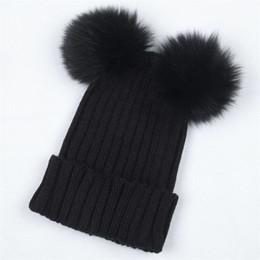 Beanies Braids NZ - Fashion Braided Crochet Wool Knit Beanie Casual Solid Beret Ski Ball Cap Baggy Women Winter Warm Hat One Size Adult