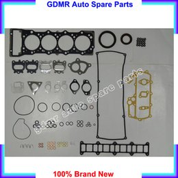 $enCountryForm.capitalKeyWord Australia - Engine overhaul kit 4M41 4M41T gasket set rebuilding kits for Mitsubishi pajero Canter 3.2TDI