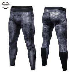 b7580b964784e Yuerlian New GYM Compression Bodybuilding Pantalones Hombre Fitness Tights  Trousers Sweat Pants For Men Sport Running Leggings
