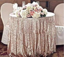 $enCountryForm.capitalKeyWord NZ - beautiful Table cloth Square Table Cover long for Wedding Party Decoration Tables sequins Table Clothing Wedding Tablecloth Home Textile