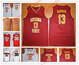 dc13547df Arizona State Jersey Canada - Arizona State Sun Devils #13 James Harden 30  Stephen Curry