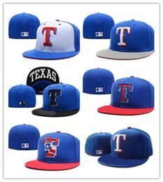 Vente en gros Gros 2018 Top vente de nouveaux chapeaux casquettes casquette de baseball dos couleur au Texas toutes les tailles Mix Ordre de commande tous les chapeaux chapeau de haute qualité