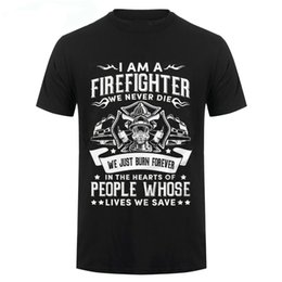 $enCountryForm.capitalKeyWord UK - AMERICAN FIGHTER Mens T-Shirt Firefighter Fireman Biker Tee Shirt 100% 100% Cotton T Shirts Brand Clothing Tops Tees