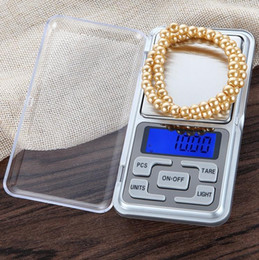 Wholesale Mini Electronic Pocket Scale 200g 0.01g Jewelry Diamond Scale Balance Scale LCD Display with Retail Package
