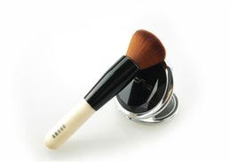 Light kits brands online shopping - Luxury Brand BOBI BROWN Full Coverage Face Brush Beauty Makeup Powder Foundation Brushes dhl shipping