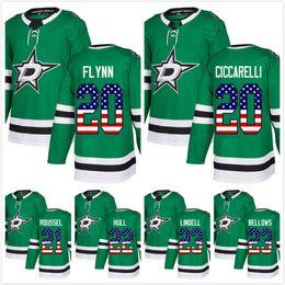 Discount dino ciccarelli jersey - 2018 Dallas Stars Antoine Roussel Dino  Ciccarelli Brian Flynn BRIAN BELLOWS 11b138ab6e4