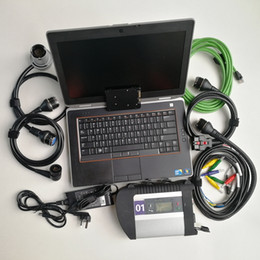 used laptops Canada - expert mode Automotive Repair Diagnostic used laptop Computers E6420 I5 4G+MB Star C4 Compact 4 SD connect C4+360GB SSD with soft-ware