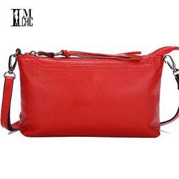 1b9f0ecc383f3 Brand Designer Genuine Leather Ladies Handbag Vintage Tassel Women s  Crossbody Bags Female Clutch Women Shoulder Bag