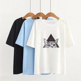 398a81d747c Oversized Plus Size O-Neck Women T Shirts 2018 Cotton Linen t-shirt Women  Tops print summer Autumn Tee Shirt