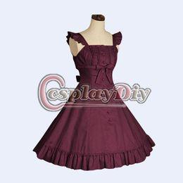 Chinese  Free Shipping Custom Made Lolita Dress Lace Ruffles Three Colors Lolita Dress Costume manufacturers