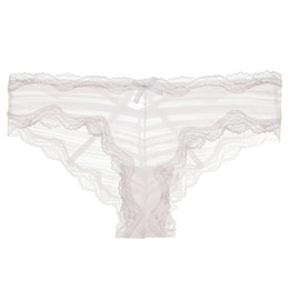French Panties UK - Wholesale 12pcs French sexy temptations girls lace panties sexy briefs low waist panties