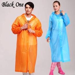 $enCountryForm.capitalKeyWord NZ - Universal Transparent Women Raincoat Rain Cover for Men Camping Waterproof Rainwear Impermeable Suit for Fishing Rain Coat