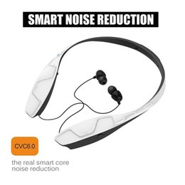 Discount bluetooth types - HB-900E Sports Bluetooth Headset Wireless Headphone Neck Hanging Type Earphone Bluetooth Stereo Earpiece with Retail Box