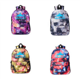 f19e41d2d770 Fortnite Starry Sky Backpack Battle Royale Luminous School Bag Teenager  Shoulder Bags Noctilucous Unisex Backpacks Travel Sport Book Bag Hot