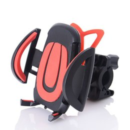 Wholesale Bicycle Motorcycle Phone Holder Bike Phone Mount Cycling Accessories Universal Rotation Stand