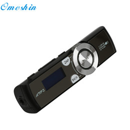 $enCountryForm.capitalKeyWord Australia - Adroit MP3 Player New Fashion USB Mini LCD Screen Support 8GB Flash TF Music FM Radio 20JUL21 drop shipping