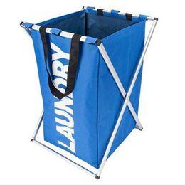 Горячие продажи алюминиевого сплава одной решетки хранения корзина для белья корзины хранения Главная хранения организации корзина для белья на Распродаже