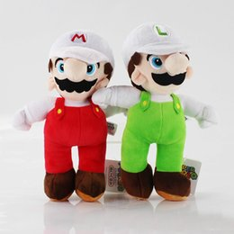 "$enCountryForm.capitalKeyWord NZ - Hot Sale 9"" 23cm Mario & Luigi Super Mario Bros Plush Stuffed Doll Toy For Kids Best Holiday Gifts"