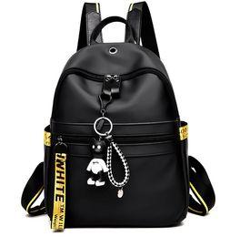 Nova bolsa de ombro feminino Oxford pano maré coreana selvagem mochila moda bolsa casual bolsa 2018 venda por atacado