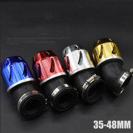 Опт Самокат изменен воздушный фильтр 35-48мм Гриб головой воздушный фильтр, красивый внешний вид, Мощная Очистка Воздуха