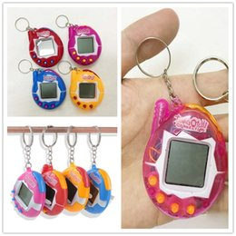 Delicious 1pcs New Hot Electronic Pets Handheld Game Machine Toy Virtual Pet Funny Toys Keychain For Children Christmas Birthday Gift Electronic Toys