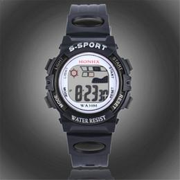 Men Digital Wrist Watches Australia - Luxury Sports Watch Men Analog Digital Silicone Army Sport LED Waterproof Wrist Watches Men Relogio Masculino For Gifts