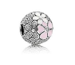 $enCountryForm.capitalKeyWord UK - Fit Pandora Sterling Silver Bracelet Charms Stopper Beads Spacer Magnolia Bead Clip Locks Fit European Charm Biagi Bracelets Jewelry DIY