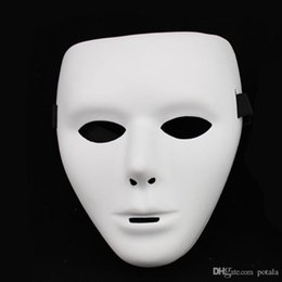 Painting Faces Australia - Street Dance Revival Mask Halloween Hip-hop PVC for Party Costume Cosplay hand painted Masks Christmas Masquerade Adult Plastic Full Face