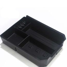 rav4 accessories 2019 - Car Armrest Storage Box Glove Box Tray Storage Box Auto Accessories For Toyota RAV4 RAV 4 2013 2014 2015 , car styling