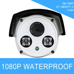 Discount 4mm camera - Smart Home CMOS 1 3' 3.6mm 4mm 6mm 8mm lens waterproof ICR 1080p camera 2M network camera H.264 12V2A