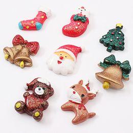 gifts for old people australia christmas fridge magnets santa claus bell magnetic fridge for kids
