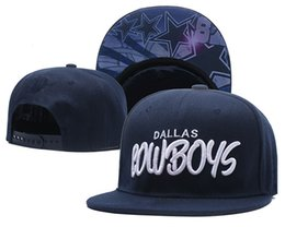 wholesale 100% Top Quality 2018 Newest Cowboys Casquette Cap Dallas  Adjustable Baseball Caps hip hop Hat Snapback bone new Fashion dad hats 0540fdd95