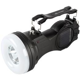 $enCountryForm.capitalKeyWord Australia - New Solar Powered & Rechargeable Flashlight Solar Portable Emergency Lantern Cover Table Lamp Camping Light Tent Lamps