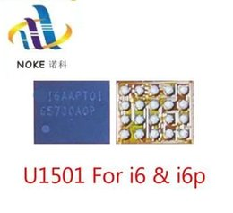 lcd ic chip 2019 - Full original new For iPhone 6 6 Plus LCD display boost IC chip U1501 cheap lcd ic chip