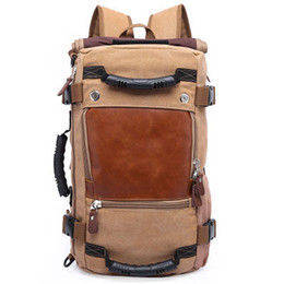 Brand Stylish Travel Large Capacity Backpack Male Luggage Shoulder Bag  Computer Backpacking Men Functional Versatile Bags stylish computer bags  promotion d1cf54209036a
