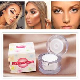 $enCountryForm.capitalKeyWord Canada - Brand Makeup Natural Long Lasting Eye GLitter Powder Face Highlighter Makeup White Brightener Glitter Powder Eye Shadow Cosmetic
