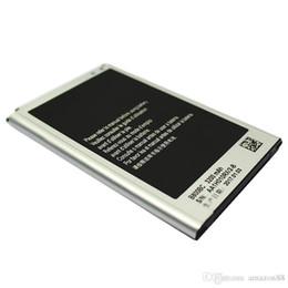 Venta al por mayor de Batería High Note 3 N900 B800BE para Samsung Galaxy Note 3 N9000 N9005 Baterías de repuesto 3200mAh