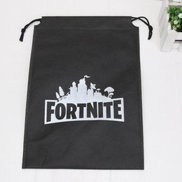 Pvc drawstring bags online shopping - Fortnite Toys Fortnite Storage bag Drawing bag Toys Fortnite game Character Drawstring Bag gift p