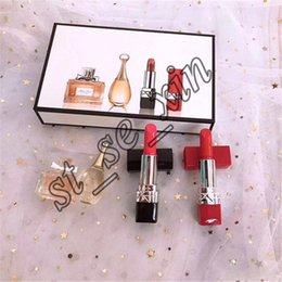 Wholesale Famous Luxury Brand makeup set Kollection lipstick perfume in make up kit luxury brand dhl free