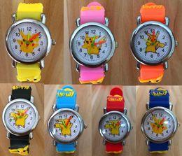 Children Watches Wholesale Brand Cartoon Wristwatch 7 Color Quartz Watches For Kid HOT from women self defense suppliers
