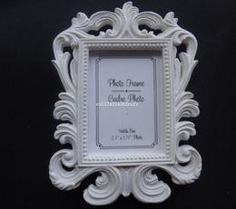 $enCountryForm.capitalKeyWord UK - 100pcs Baroque photo frame wedding favor gift place card holder picture frames party favor