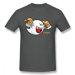 Unique Watches For Men Australia - Geek Beer Yo Kai Watch T Shirt Homme Tee Shirt Boy Unique Streetwear For Male T Shirt For Christmas Gift Birthday Summer