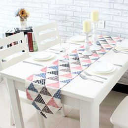 table runner with placemats dining room table runners placemats 2019 colorful geometric table runner thick cotton canvas upscale fabric discount runners placemats 2018 on