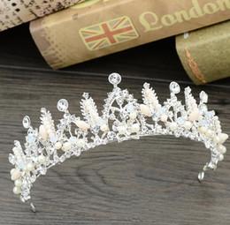 Hair Head Hoop NZ - Bridal jewelry, wedding dress, accessories, hoop, crown, hand-made head ornament, crystal hair, new style.